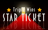 Triple Wins star Ticket